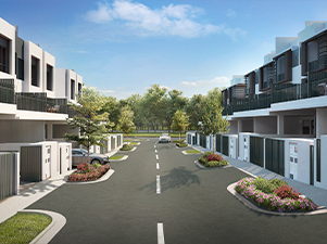 Luxus Hills To Offer Limited Collection Of 999-Year Landed Homes