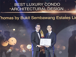 Artistic Inspiration Wins 8 St Thomas Best Luxury Condo Architectural Design Award 2018