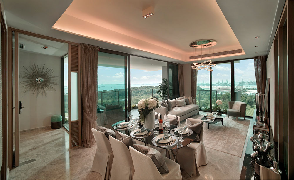 Skyline Living Room